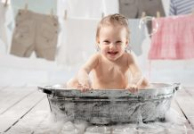 5 Chemical Free Soaps for a Newborn Baby